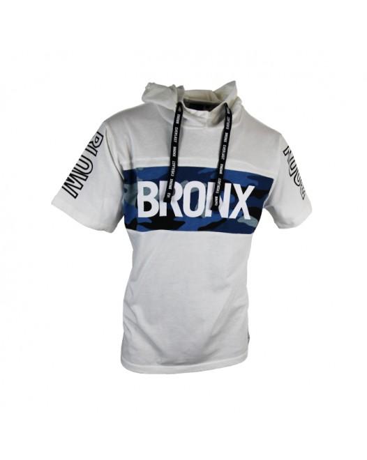 Men's Premium Half Sleeve Hoodie