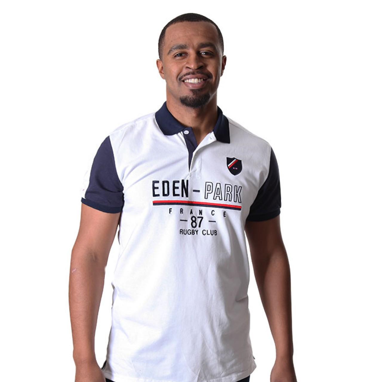 Men's Rugby Club EDEN-PARK White Tees