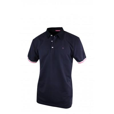 High Dusty Dark Men's Navy Blue Collared Shirt