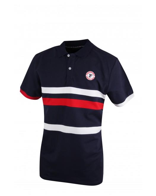 Men's Simple Easy Wear Stripe T-shirt