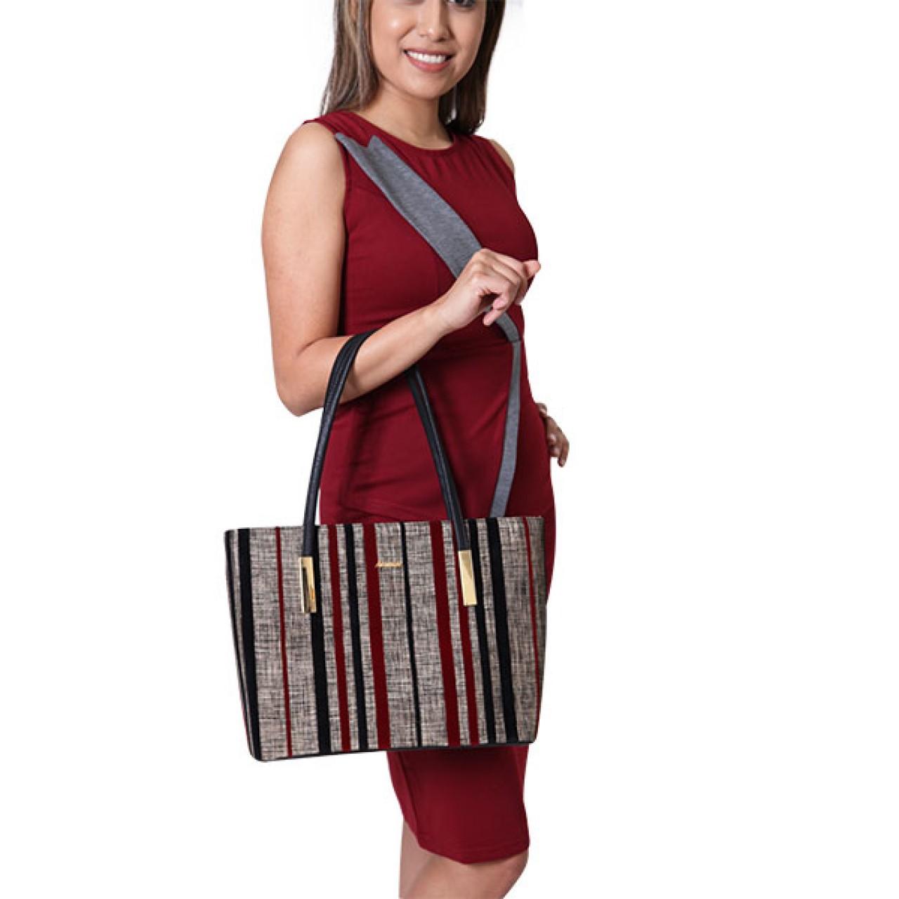 Patchwork women Maroon Sleeveless Slim Fit Pencil Dress