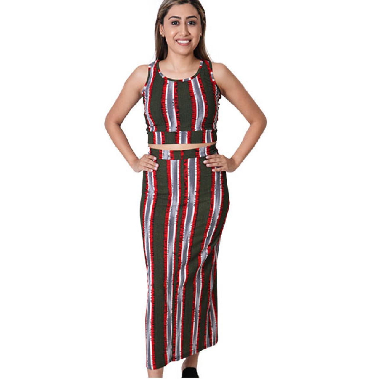 Women's New Style USA MAXI dress