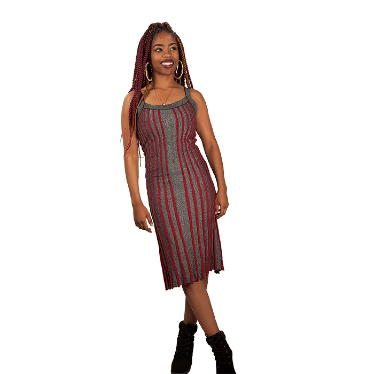 Women Basic Tank Dress Summer Style