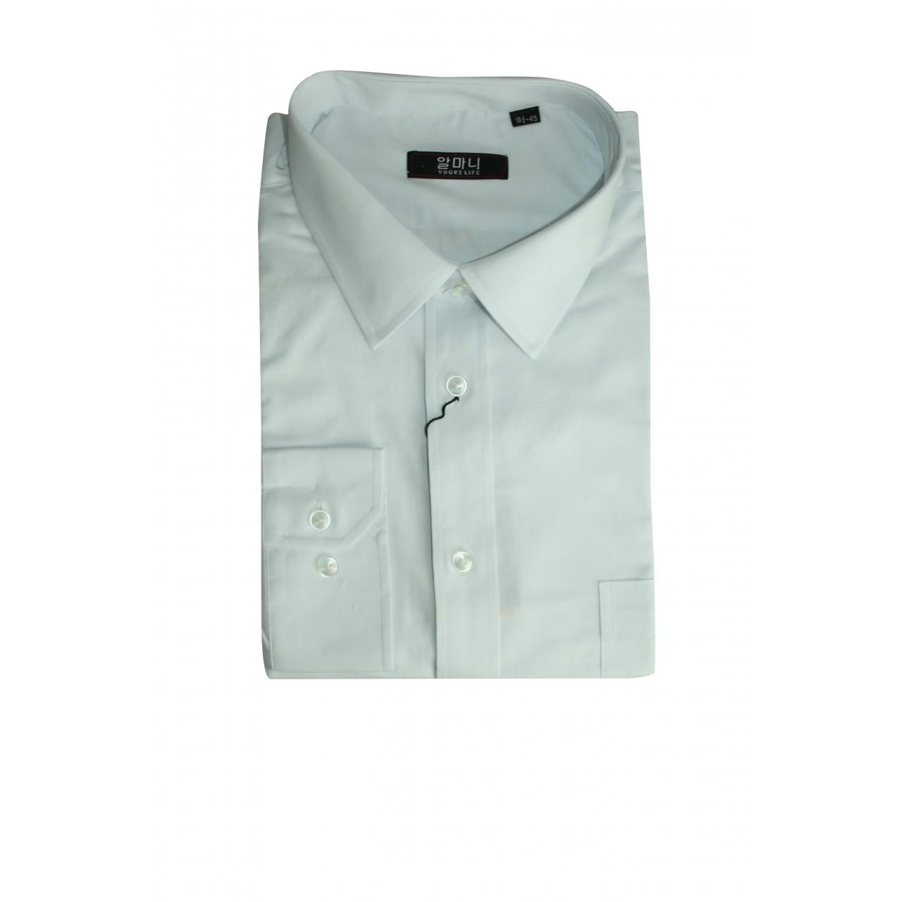 Mens Formal basic VOGUE LIFE Light Sky Blue shirt Set
