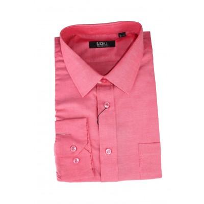 Formal Basic VOGUE LIFE Peach Color Shirt