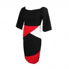 Black Modern Gown