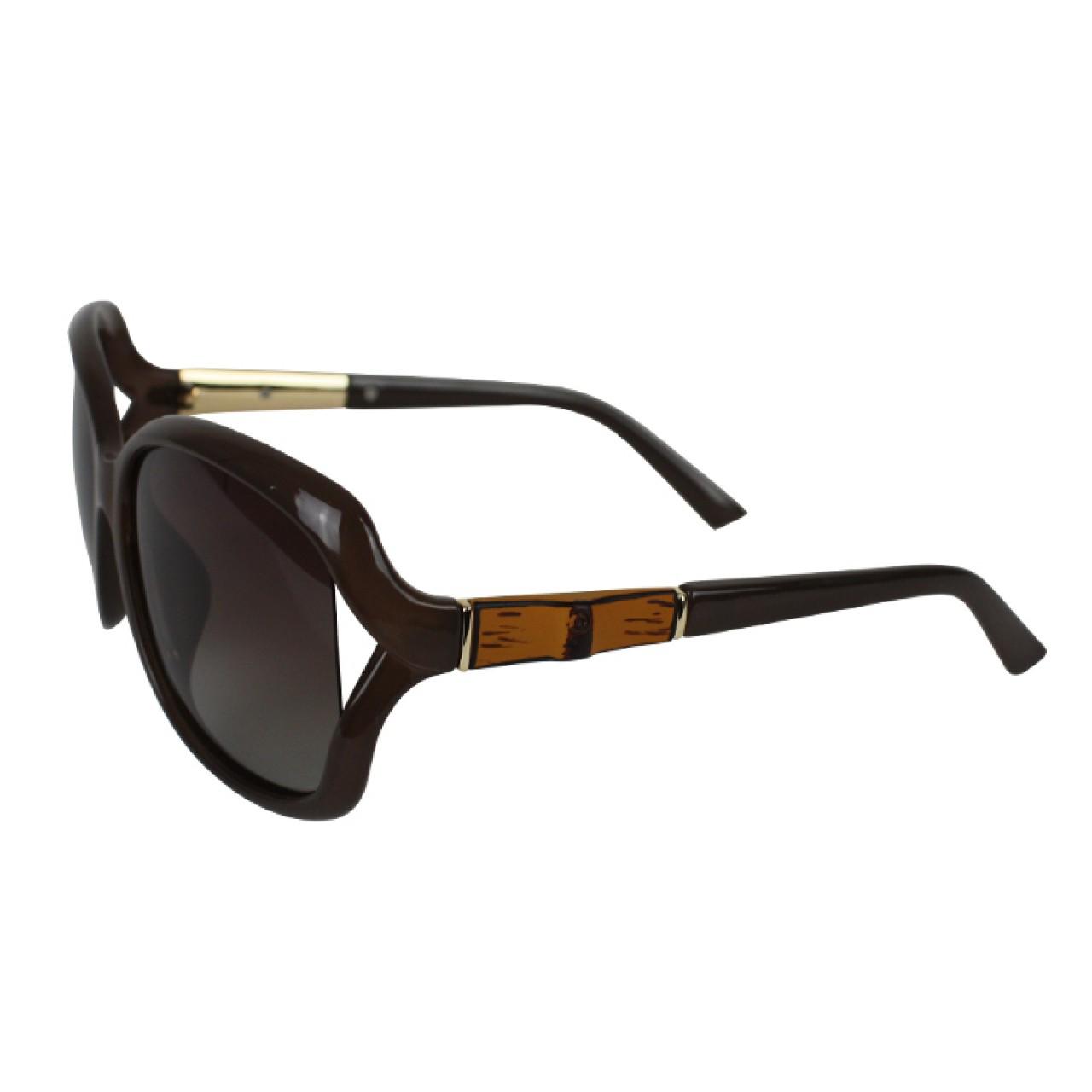 Unisex UV Protected Round Elegant Designer Sunglasses