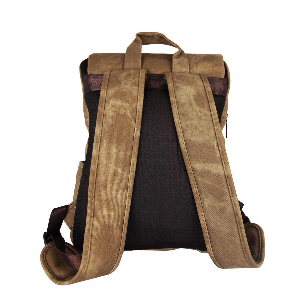 Full Grained Messenger Bag