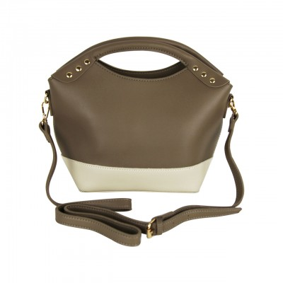 Compact Double Shaded Multi-Color Clutches Bag