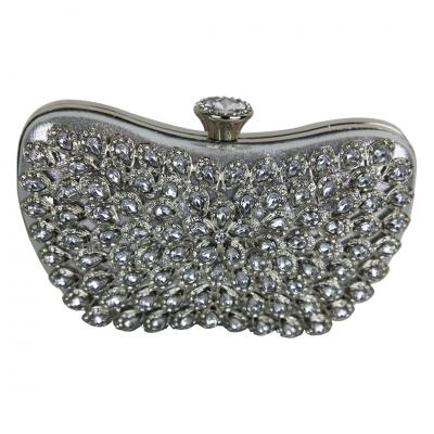 Heart Shape Luxury Clutches Purse