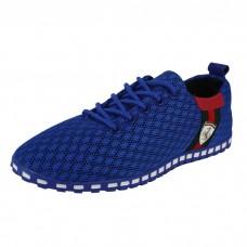 Men's Casual Low Top Sneakers Navy