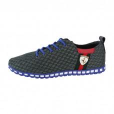 Men's Unicorn Casual Ash Grey Sneakers