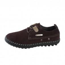 Men's Designer Fashion Brown Sneakers