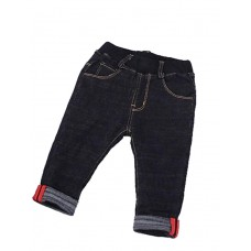 Boy Going out Casual School Solid Jean