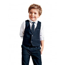 Boy's Inelastic Long Sleeve Clothing Sets