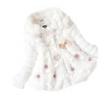 Girl's Winter Cotton Padded Coat