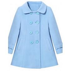 Girl's Wool Winter Jacket & Coat