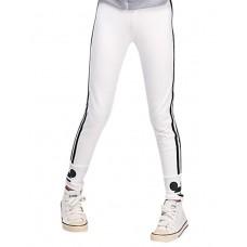 Girl's Casual Striped Leggings