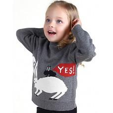 Unisex Animal Print Sweater & Cardigan