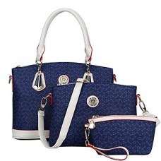 Women PU Shell Bag Tote Satchel Clutch