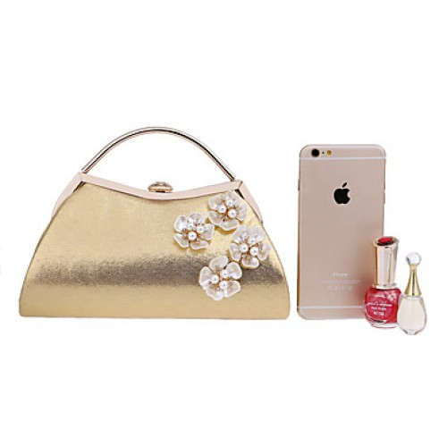 Woman fine pearl Party handbags
