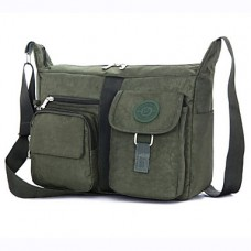 Men Nylon Casual Outdoor Satchel Bag