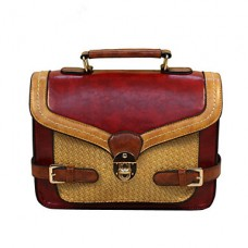 Women's Retro Portable Shoulder bag