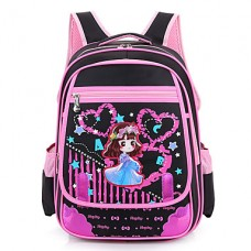 Unisex Nylon Professioanl School Bag