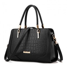 Women Crocodile Crossbody Bag Tote