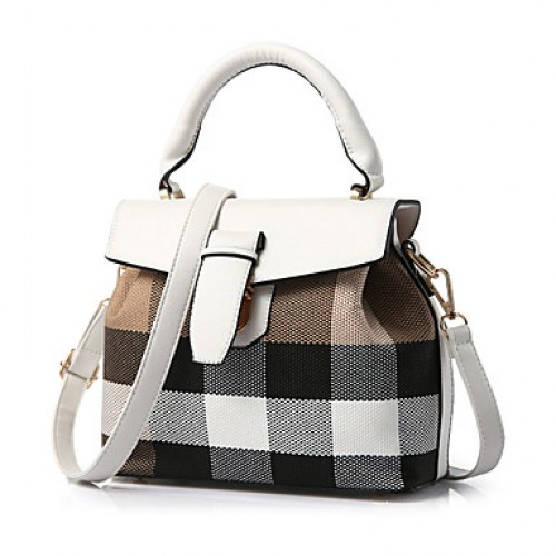 Women's PU Leather Shoulder Bag Tote
