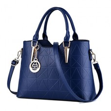 Women PU Baguette Shoulder Bag Tote