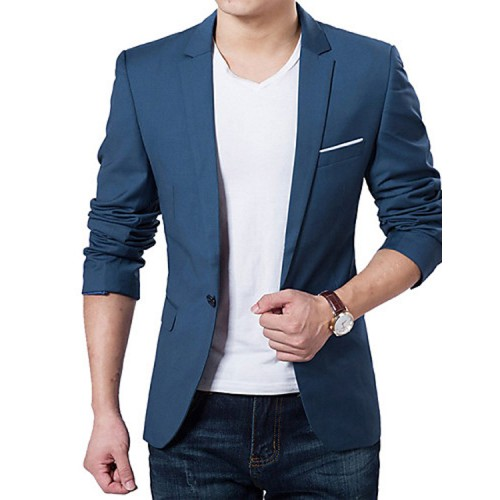 Men Suit Casual Blazer Jackets