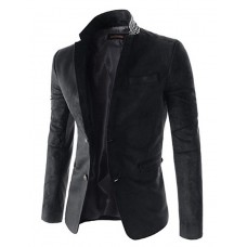 Men's Work Simple Fall Blazer