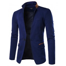 Men's Casual Cotton Blazer