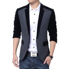 Men's Casual Cashmere Blazer