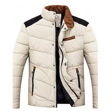 Men's Long Padded Coat