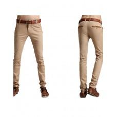 Men's Suits Casual Print Cotton