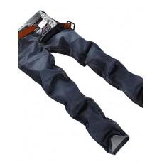 Men's Casual Work Print Pant Jeans