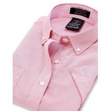 Men's Fine Short Sleeve Shirt