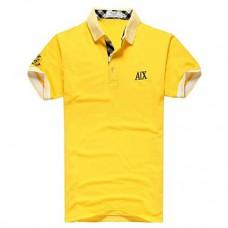 Men's Turn-down Collar  Polo T Shirt