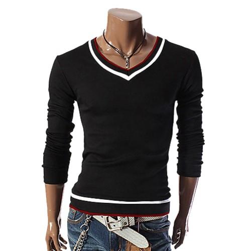 Yoonheel Men's Long Sleeve T-Shirt