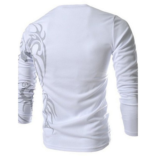 What lees Men's Casual  T-Shirt