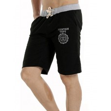 Men's Casual Print Shorts Pants