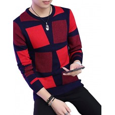 Men's Casual Long Sleeve Sweater