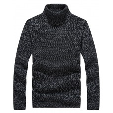Men's Casual Polyester Pullover