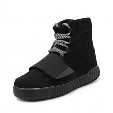 Men's Suede Leather Medium cut Boots