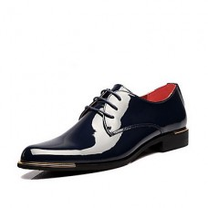 Men's Casual Oxfords Black Shoes