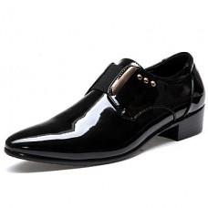 Men's PU Leather Fashion Oxford Shoes