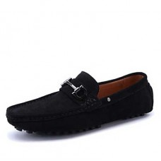 Men's Party Casual Patent Leather Loafers