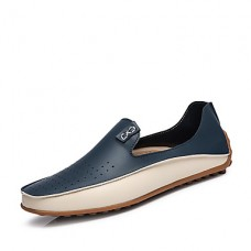 Men's Casual Nappa Leather Loafers